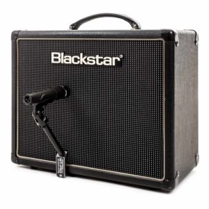 AmpClamp WT-Pro on Blackstar HT-5
