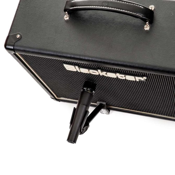 AmpClamp WT-Pro on Blackstar HT-5 Top